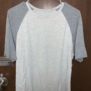 Used Lululemon Short Sleeved Shirt